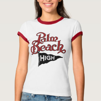 Palm Beach alto #1 Remeras