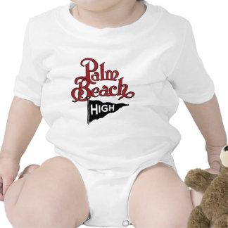 Palm Beach alto #1 Trajes De Bebé