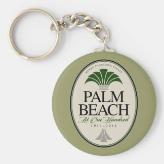 Palm Beach at 100 Keychain