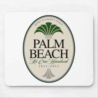 Palm Beach at 100 Mousepads