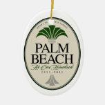 Palm Beach at 100 ornament