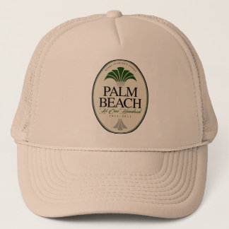 Palm Beach at 100 Trucker Hat