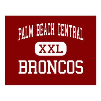 Palm Beach Central - Broncos - High - Wellington Postcard