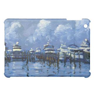 Palm Beach City Docks iPad cover