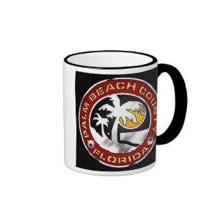 palm beach county coffee mug