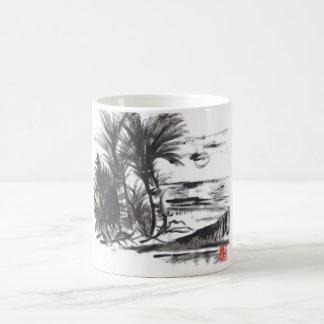 Palm Beach Cup Classic White Coffee Mug