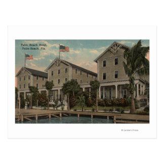 Palm Beach, FL - Exterior View of Palm Beach Postcards