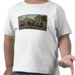 Palm Beach, FL - vista exterior del Palm Beach Camisetas