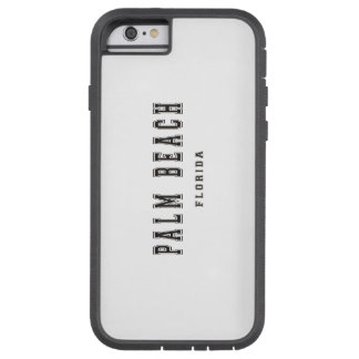 Palm Beach Florida Tough Xtreme iPhone 6 Case