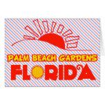Palm Beach Gardens, Florida Greeting Cards