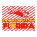 Palm Beach Gardens, Florida Postcards