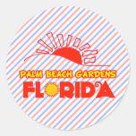 Palm Beach Gardens, Florida Stickers