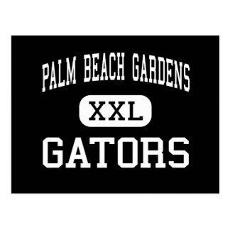 Palm Beach Gardens - Gators - Palm Beach Gardens Postcard