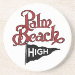 Palm Beach High #1 coaster
