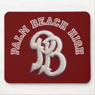 Palm Beach High #2 Mouse Pad
