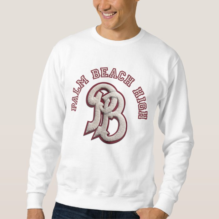 Palm Beach High #2 Sweatshirt