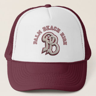 Palm Beach High #2 Trucker Hat