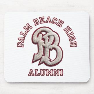 Palm Beach High Alumni Mouse Pad