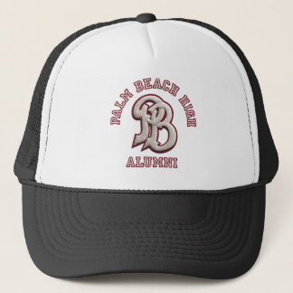 Palm Beach High Alumni Trucker Hat
