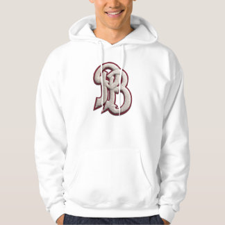 Palm Beach High Letterman Hooded Pullover