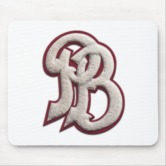 Palm Beach High Letterman Mouse Pad