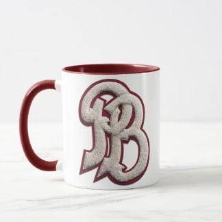 Palm Beach High Letterman Mug