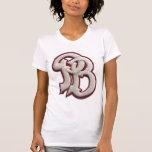 Palm Beach High Letterman Tee Shirt