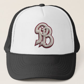 Palm Beach High Letterman Trucker Hat