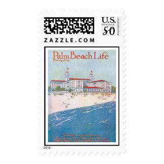 Palm Beach Life #11 postage stamp