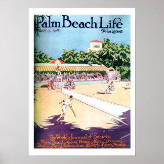 Palm Beach Life #12 print