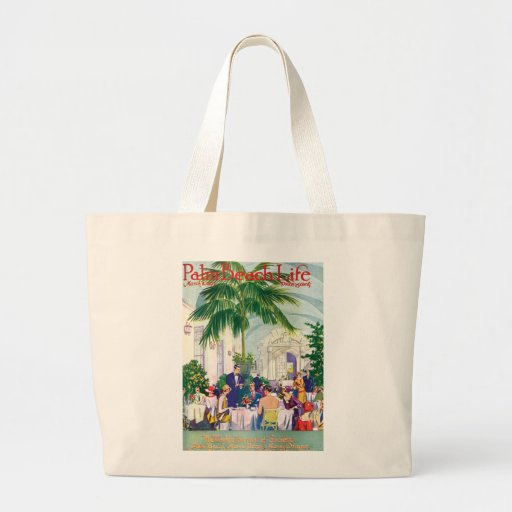 Palm Beach Life #16 tote