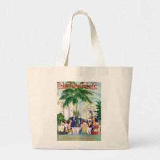 Palm Beach Life #16 tote Jumbo Tote Bag