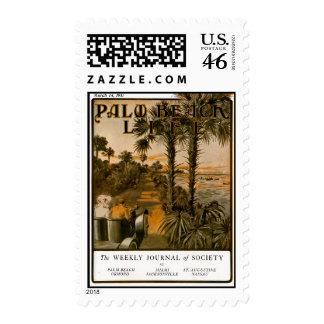 Palm Beach Life #17 postage stamp