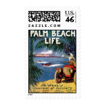 Palm Beach Life #19 postage stamp