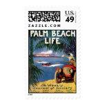 Palm Beach Life #19 postage stamp