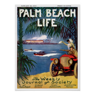 Palm Beach Life #19 print