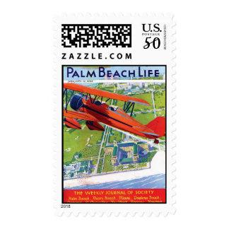 Palm Beach Life #1 postage stamp