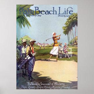 Palm Beach Life #20 print