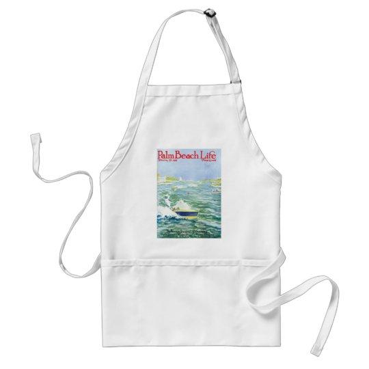 Palm Beach Life #2 apron