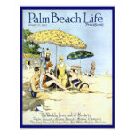 "Palm Beach Life #3 invitation 4.25"" X 5.5"" Invitation Card"
