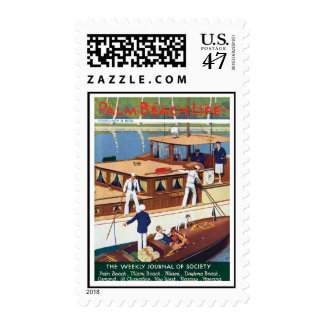 Palm Beach Life #6 postage stamp