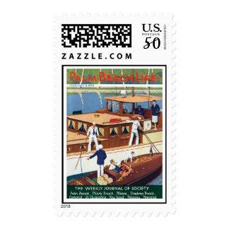 Palm Beach Life #6 postage stamp