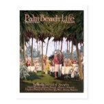 Palm Beach Life #7 postcard