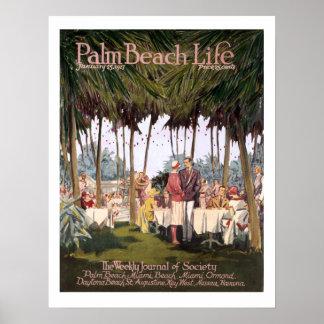 Palm Beach Life #7 print