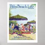 Palm Beach Life #9 print