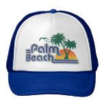 Palm Beach Mesh Hat