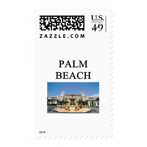 PALM BEACH POSTAGE