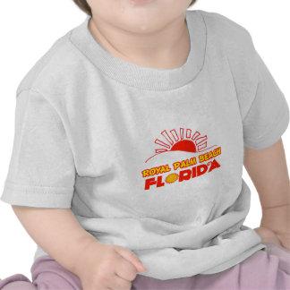 Palm Beach real, la Florida Camiseta