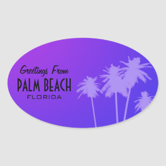 Palm Beach Sticker