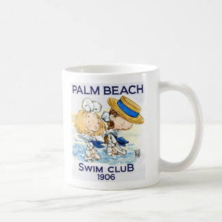 Palm Beach Swim Club 1906 mug
